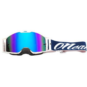 O'Neal B-30 Brille Reseda red/blue
